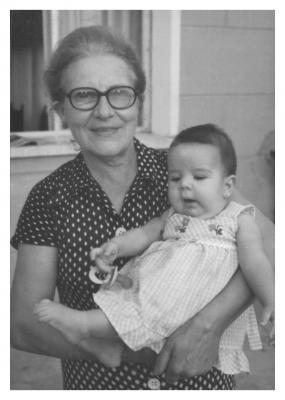 A mi abuela Pilar